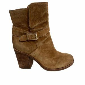 Sam Edelman Perry Brown Ankle boots 8